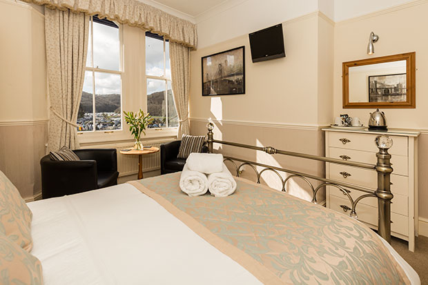 Bedroom 2 the Deganwy
